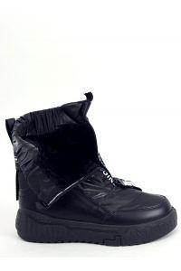 Śniegowce damskie LEA BLACK