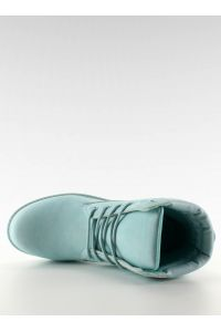 Timberki mono-colour niebieskie BL83 Blue