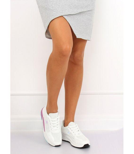 Buty sportowe białe JRX306 WHITE