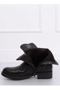 Botki militarne czarne NC851 BLACK