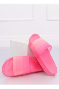 Klapki damskie różowe K-9183 FUCHSIA