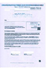 CV05 Maseczki wielorazowe - czarne - bawełna 100% - 2 szt