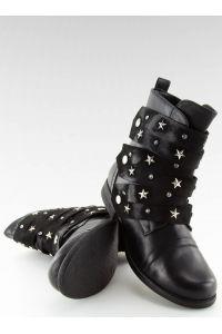 Botki militarne czarne C567 BLACK