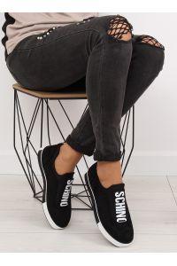 Trampki damskie czarne NB178 BLACK