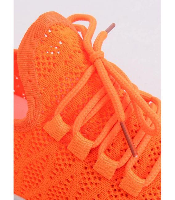 Buty sportowe pomarańczowe BB76 ORANGE